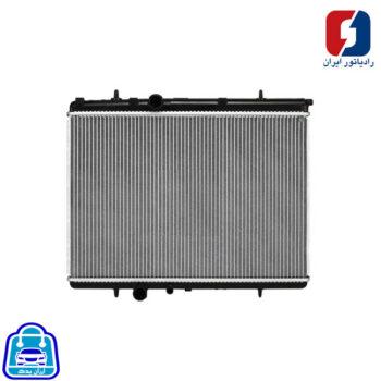 رادیاتور-آب-پژو-206-اتوماتیک–ایران-رادیاتور-ارزان-یدک