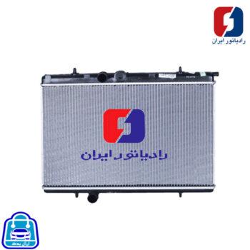 رادیاتور-آب-پژو-206-ایران-رادیاتور-ارزان-یدک