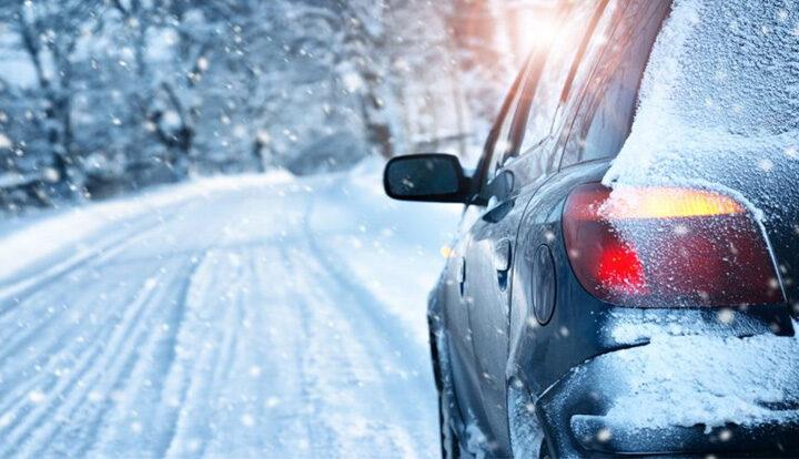 نگهداری از رنگ خودرو در سرما و بارندگی